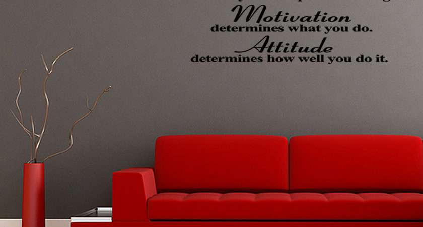 Ability Vinyl Wall Quote Art Decal Sticker Inspirational Lettering New