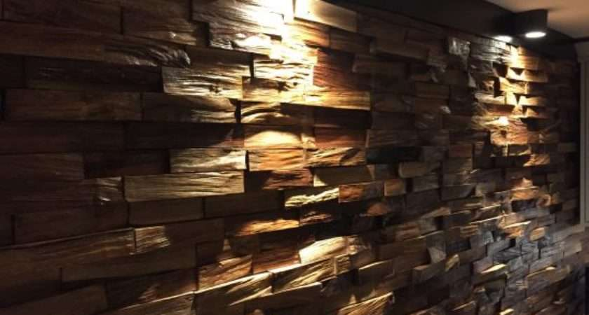 Accent Wall Timber Feature Timberdeal