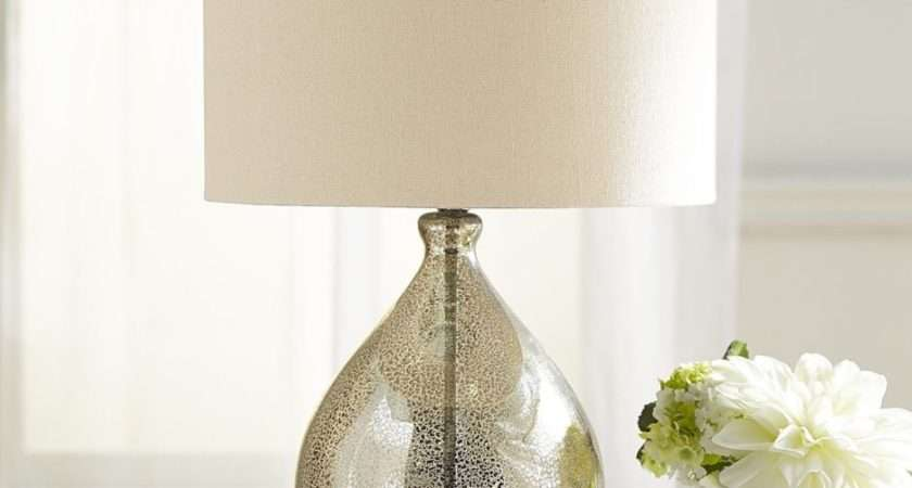 Accessories Best Bedside Table Lamp White Round Head Cover
