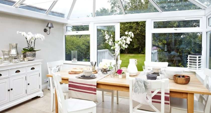Adding Beauty Home Attaching Conservatory