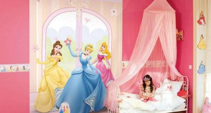 Adorable Princess Themed Girls Bedroom Ideas Rilane