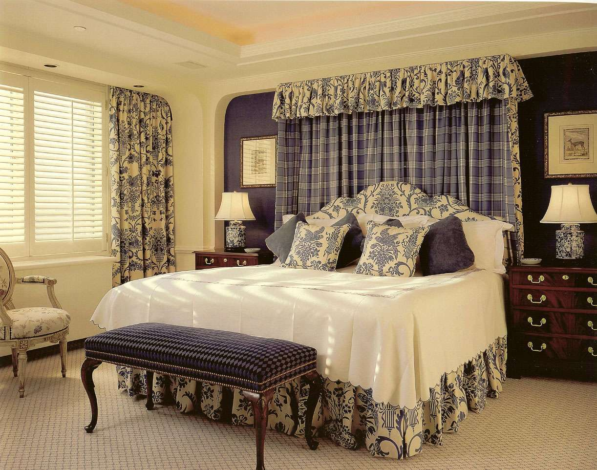 After Emerge French Country Bedroom Design