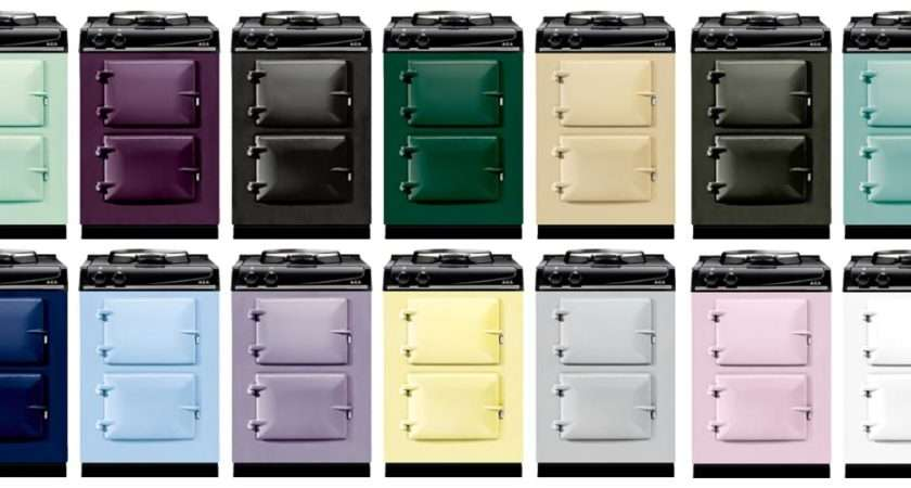 Aga Cookers Both Traditional Contemporary Styles