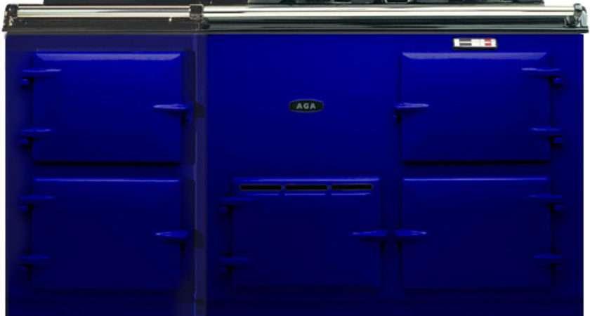 Aga Deluxe Oven Models Colours