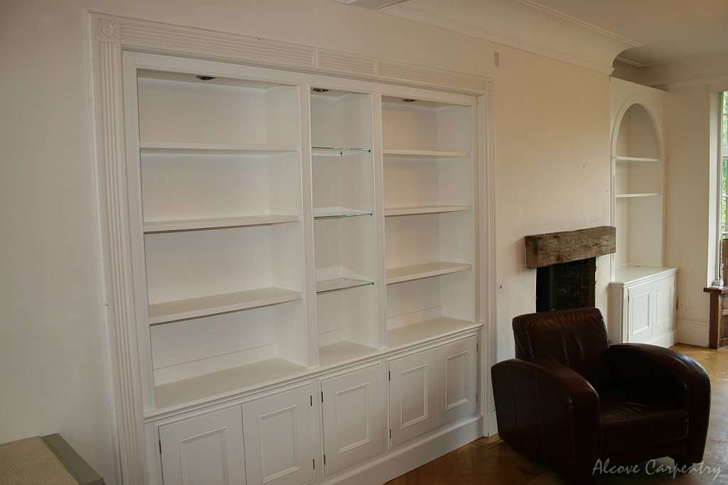 Alcove Units Carpentry