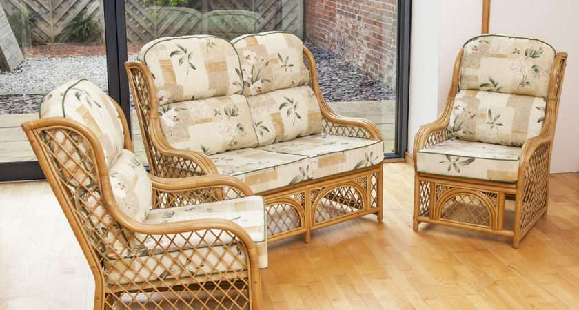 Alfresia Replacement Conservatory Furniture Cushion Low