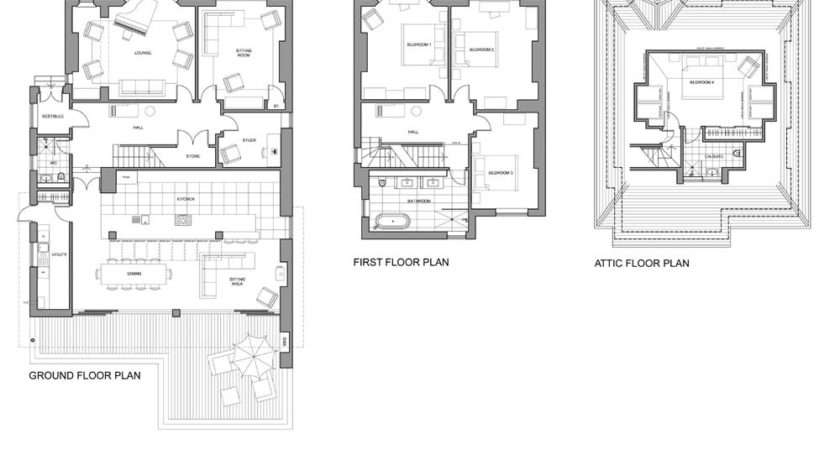 Ali House Extension Proposed Plans