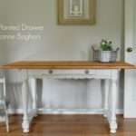 All Done General Finishes Antique White Milk Paint