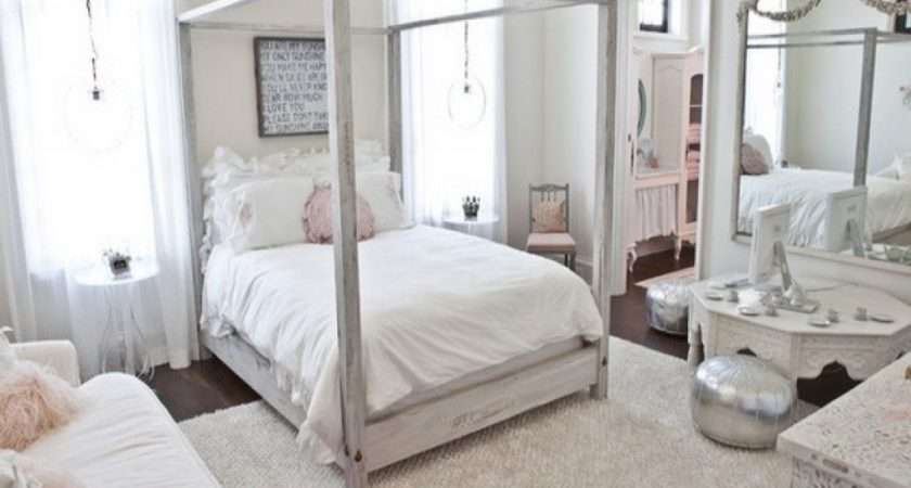 All White Bedroom Decorating Ideas Bedrooms