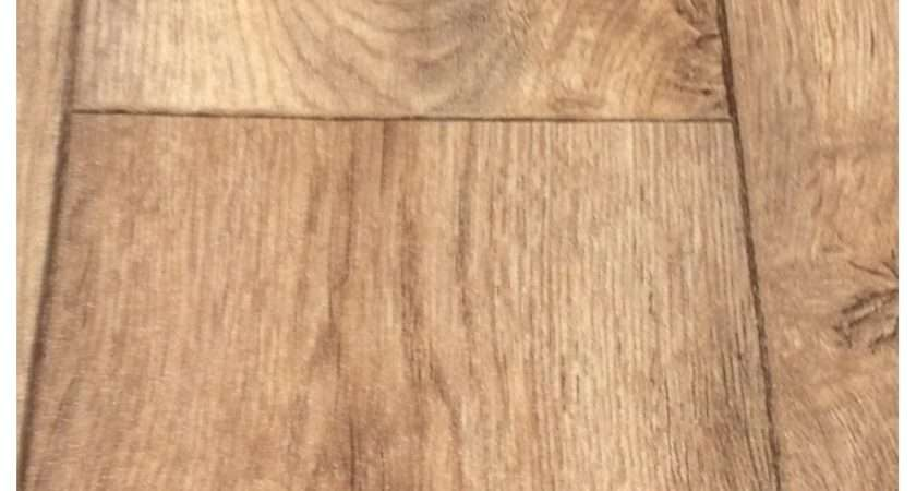 Allfloors Atlantic Vinyl Antique Oak Brown Wood