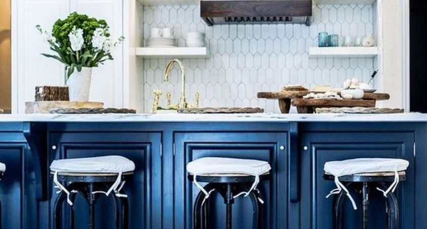 Amazing Blue Kitchen Ideas Home Decor