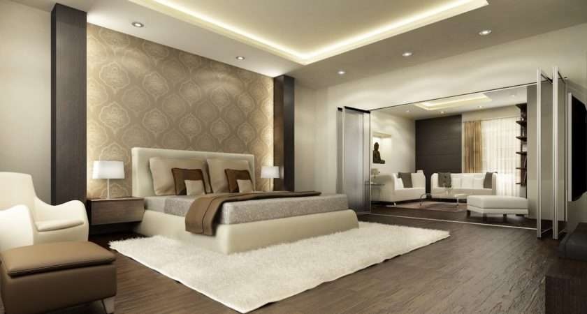 Amazing Incridible Master Bedroom Interior Design