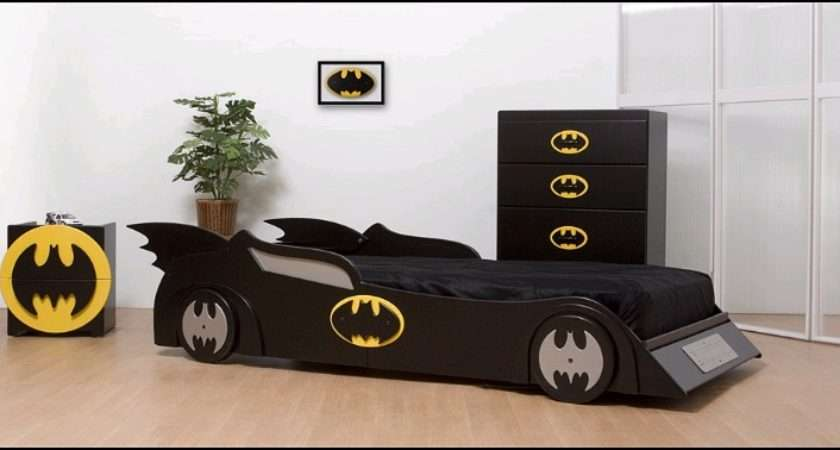 Amazing Interior Design Racing Cars Beds Boy Bedroom