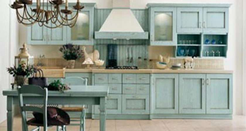 Amazing Kitchen Country Ideas Blue Cabinet Wooden
