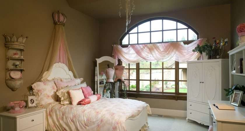Amazing Princess Bedroom Set All