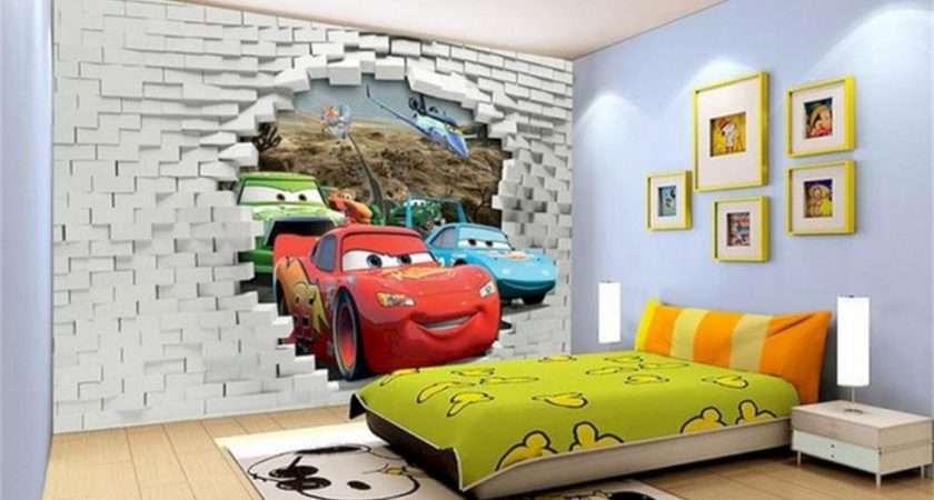 Amazing Rooms Decoration Ideas Your Kids