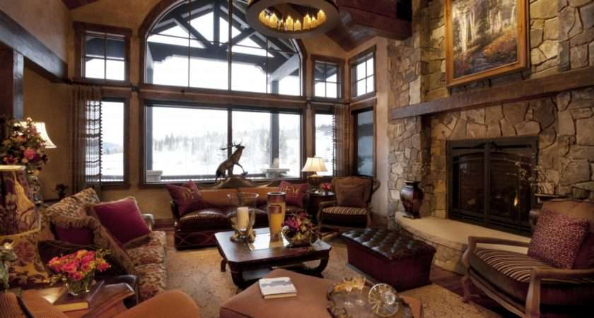 Amazing Rustic Country Living Room Furniture Designs
