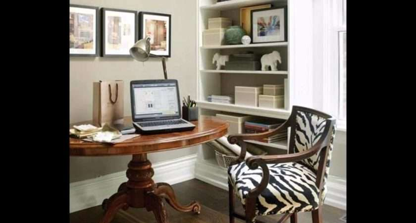 Amazing Small Office Decorating Ideas Youtube Part