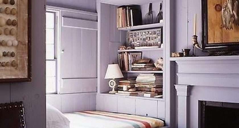 Amazing Small Space Alcove Beds