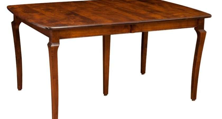 Amish Furniture Create Your Own Dining Table