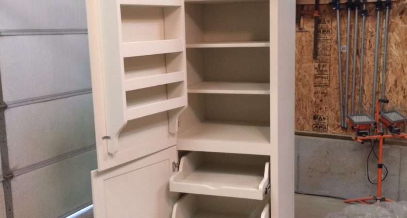 Ana White Kitchen Pantry Diy Projects