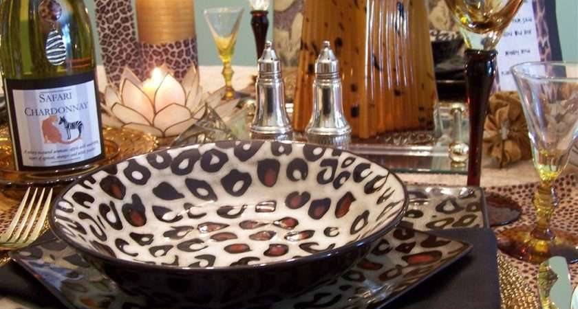 Angled Salad Plate Give Each Setting More Interest