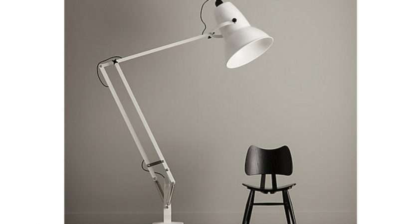 Anglepoise Giant Floor Lamp Alpine White Absolute Home