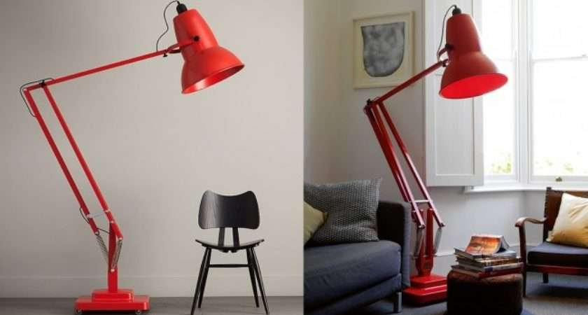 Anglepoise Giant Floor Lamp Large