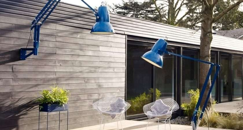Anglepoise Turns Their Iconic Lamp Into Oversized Outdoor