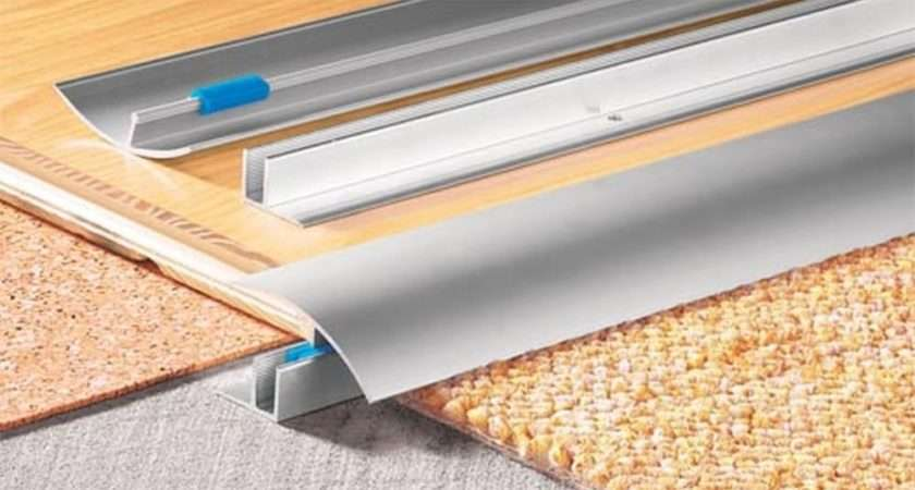 Anodised Aluminium Door Edging Floor Trim Threshold