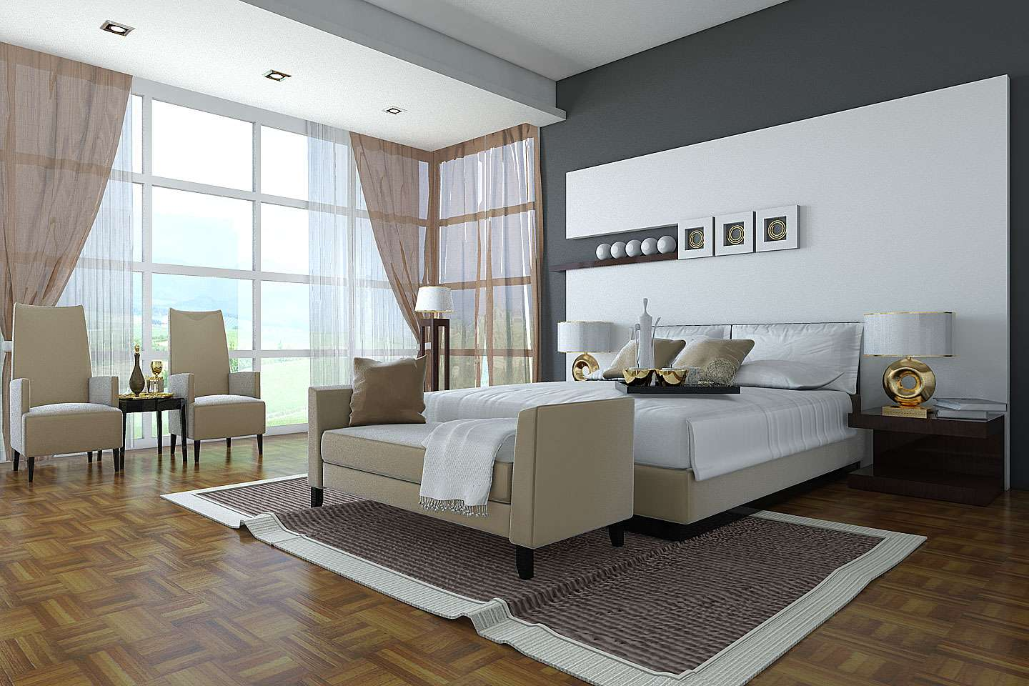 Another Country Bedroom Decorating Ideas