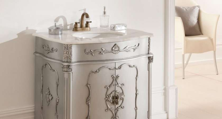 Antique French Vanity Unit Wonderful Addition Our