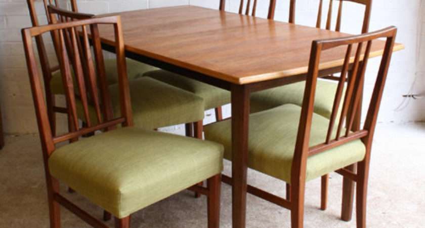 Antiques Atlas Dining Table Chairs Gordon