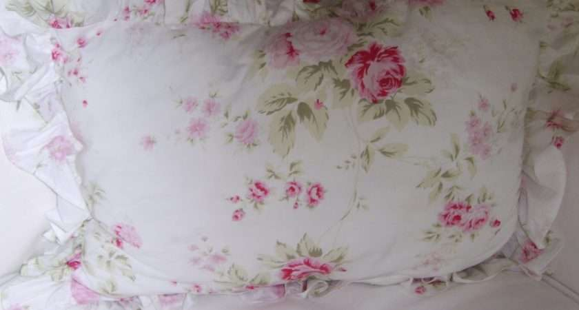 Anything Shabby Chic Authentic Pillows