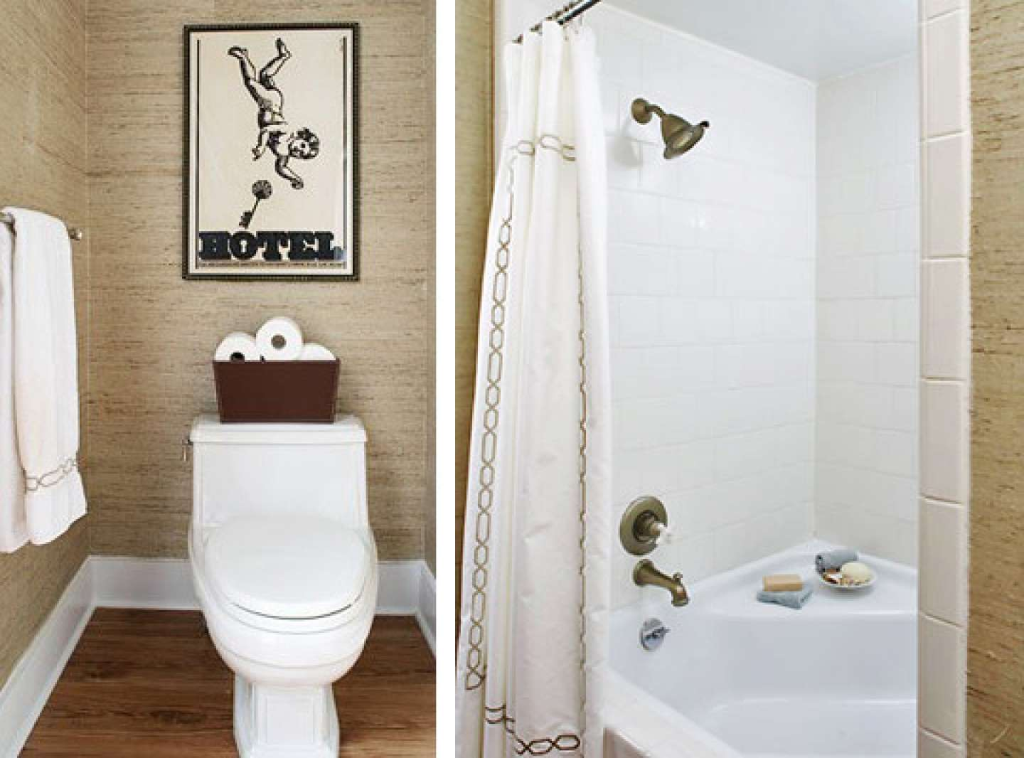 Apartment Bathroom Makeover Makeovers