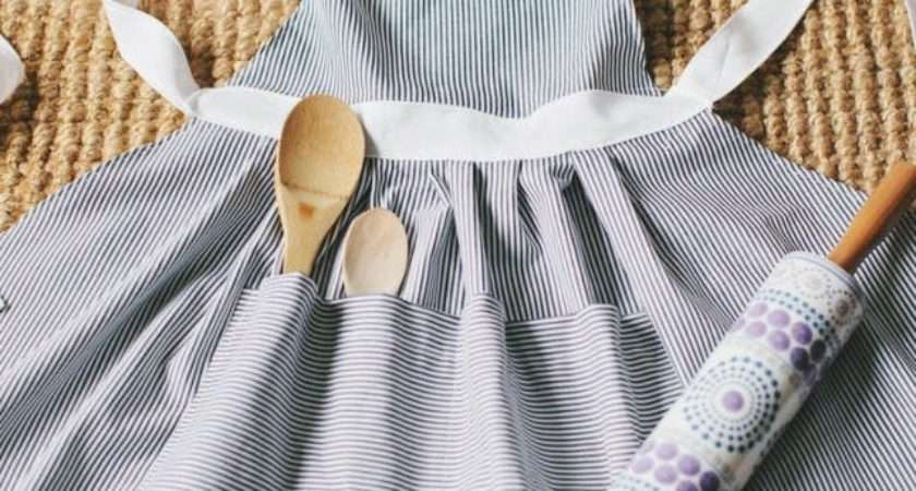 Aprons Want Diy Before Your Next Party Brit