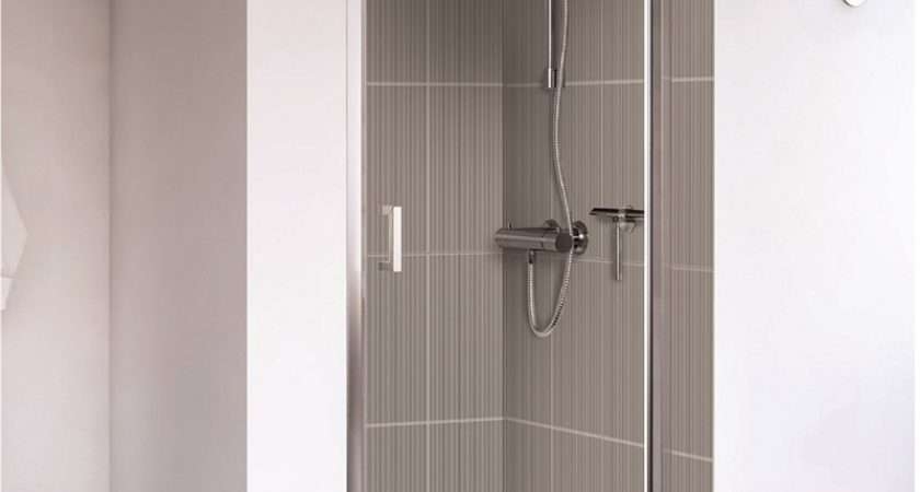 Aqualux Pivot Door Shower Enclosure