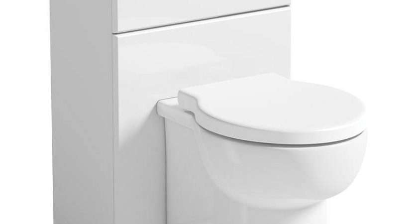 Arc Back Wall Toilet Inc Seat Unit Victoriaplum