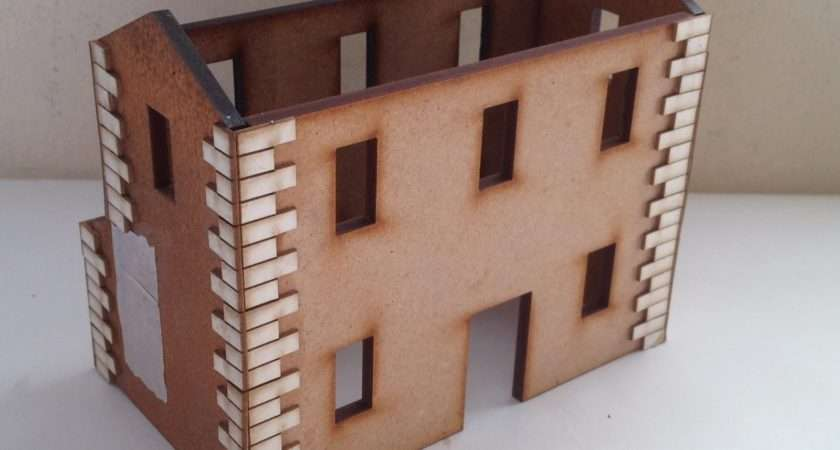 Arched Front Piece Added Card Corners