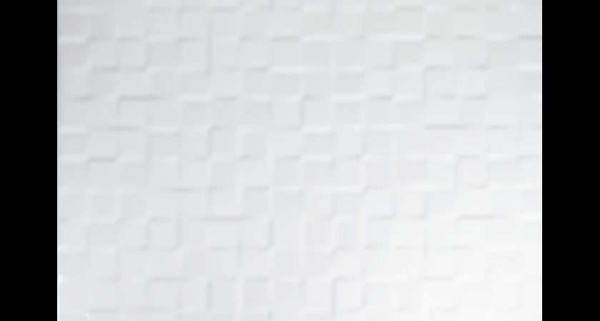 Arctic White Textured Wall Tile Tiles Bathrooms