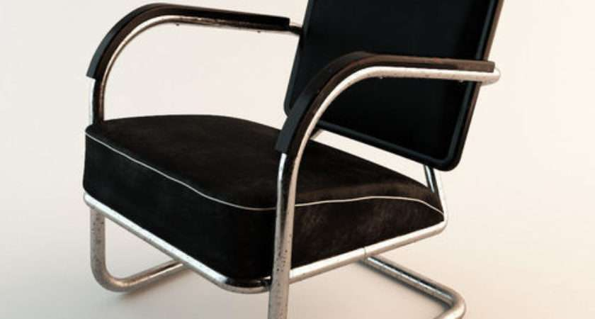 Arm Chair Style Cgtrader
