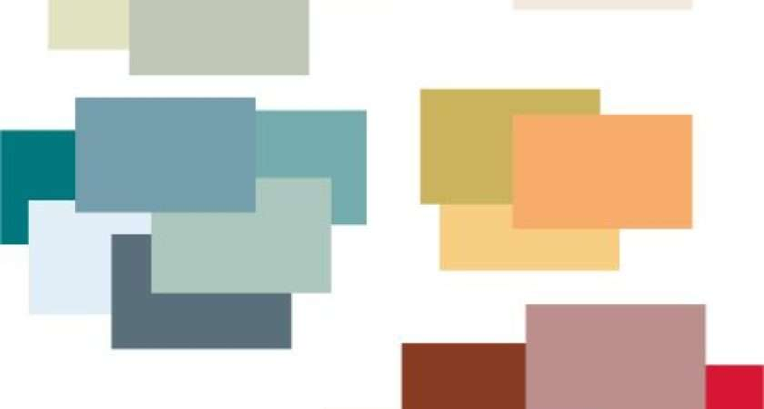Art Deco Color Palette Combinations Wall Painting