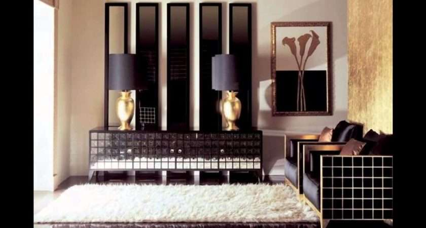Art Deco Decor Ideas Home Design Decorations Youtube