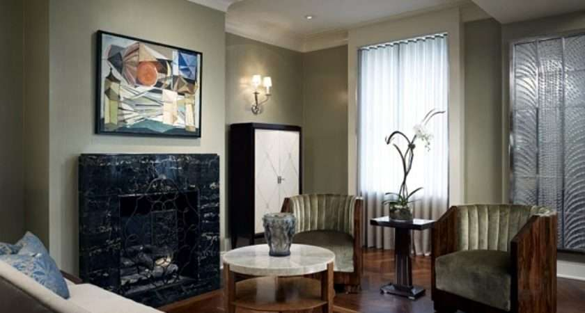 Art Deco Decor Interior Design Ideas Luxury