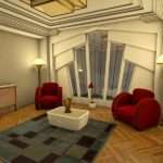 Art Deco Rooms Bourgeoise Bloomers