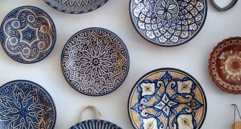 Art Inspiration Moroccan Pottery Collecting