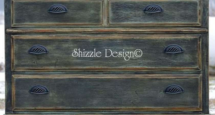 Ascp Painted Chest Drawers Shizzle Design