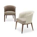 Aura Chairs Small Armchairs Giorgetti