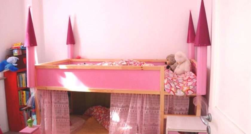 Awesome Kids Novelty Bed Ikea Hackers Bunk Castle