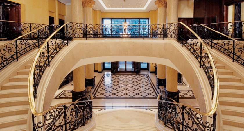 Awesome Mansion Staircases Perfect Your Dream Home